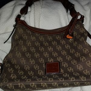 Rare Dooney and Bourke  brown bag